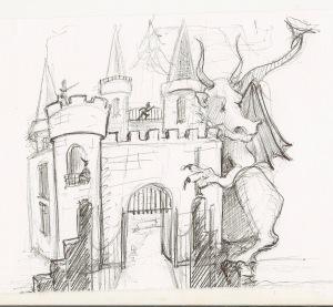 castledragon-doodle