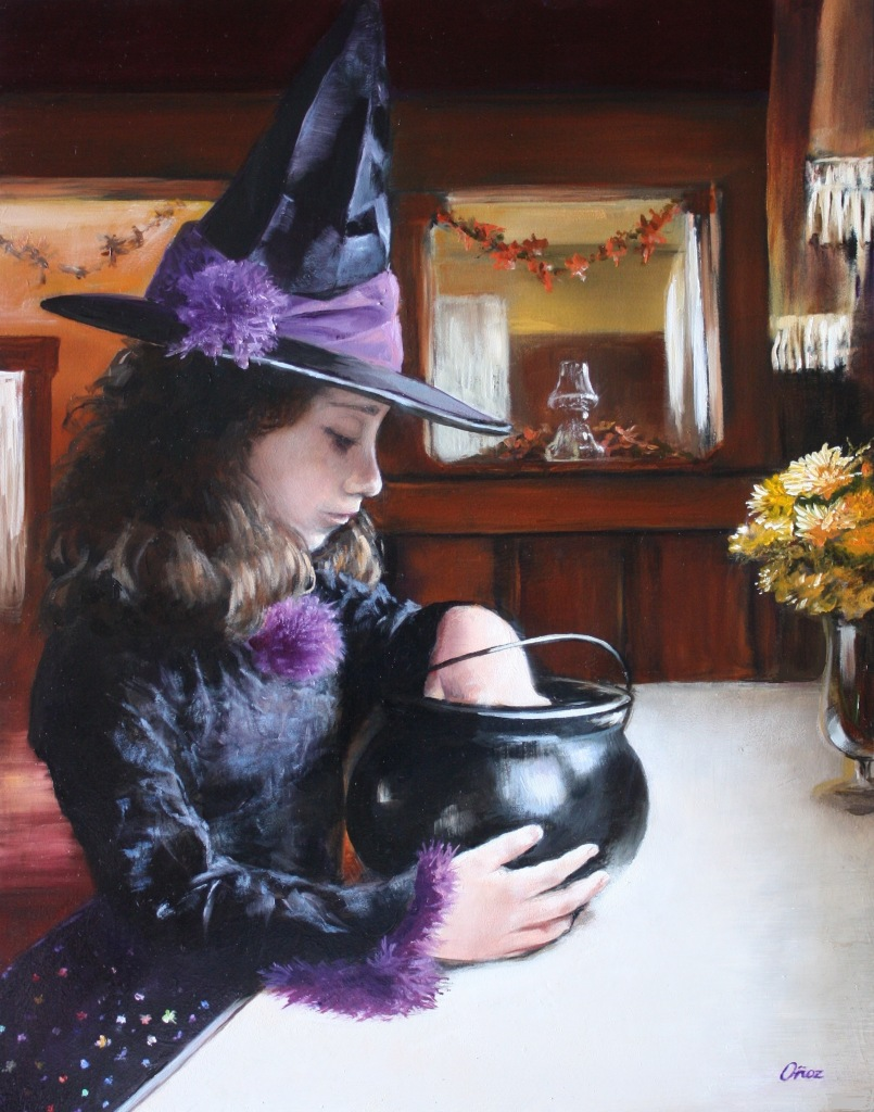 Louisa the Little Witch